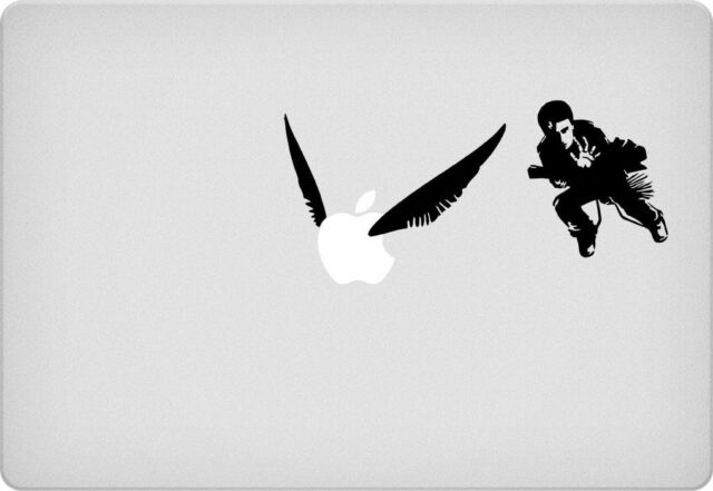 Harry Potter Decal Tale of the Three Brothers Macbook Laptop Vinyl Sticker 33