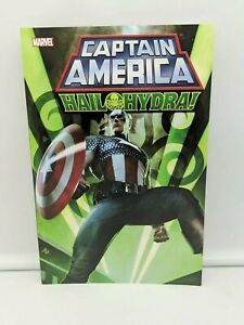 Captain-America-Hail-Hydra-Marvel-TPB-Trade-Paperback-Free-Shipping