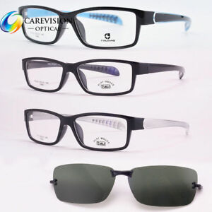 77ba6d5a6b Image is loading Magnetic-Polarized-Clip-on-Driving-Sunglasses-Rx-Ultra-