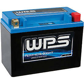 WPS Featherweight Lithium Ion Battery Fits Honda Super Hawk VTR1000F 2001–2005
