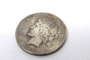 USA-Silber-ONE-DOLLAR-Peace-1922