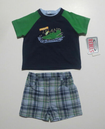 NEW boys summer outfit set Carters Old Navy Chaps NB 3m 6m 12m 18m 24 beach NWT