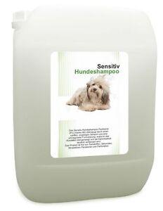 10-L-Hundeshampoo-Sensitiv-ohne-Parabene-amp-Duftstoffe
