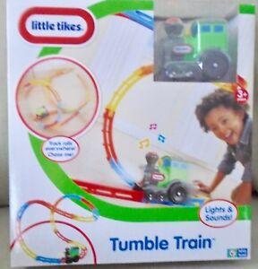 LITTLE TIKES TUMBLE TRAIN - LIGHTS, SOUNDS