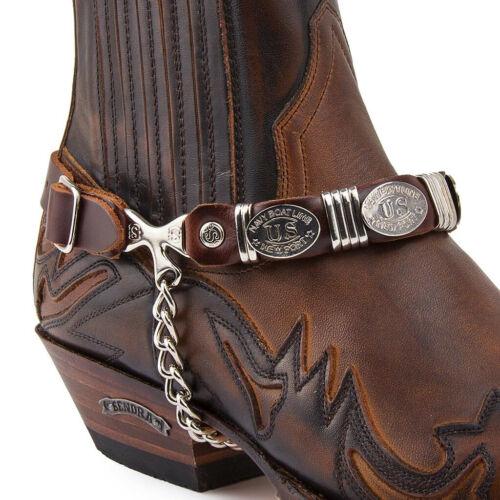 Strap Brown 54 Sendra Arnes Boot Xawq68q