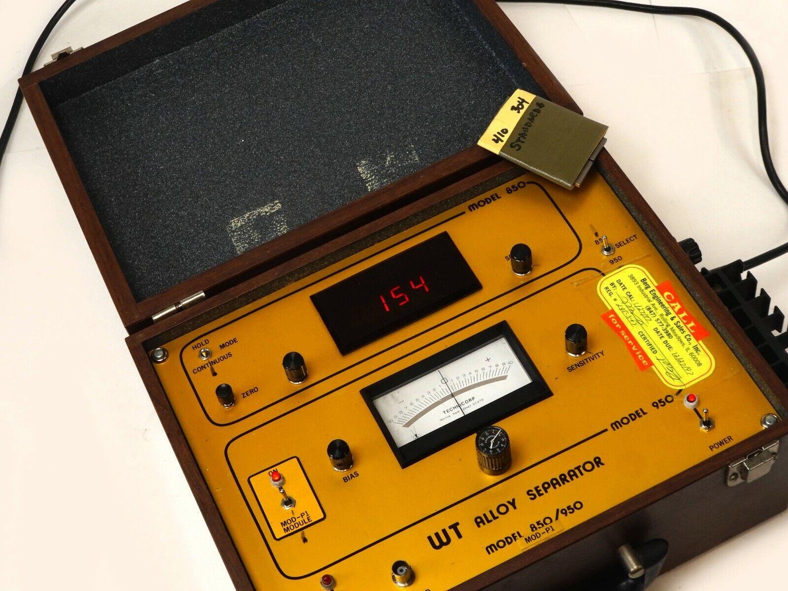Technicorp Model 850/950