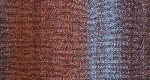 chaquetas Gründl ponte 100g suave pero Garn con degradado de color para Jersey cálido