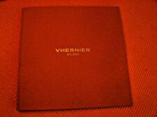 VHernier Milano Jewelry Softcover Book NEW 2016