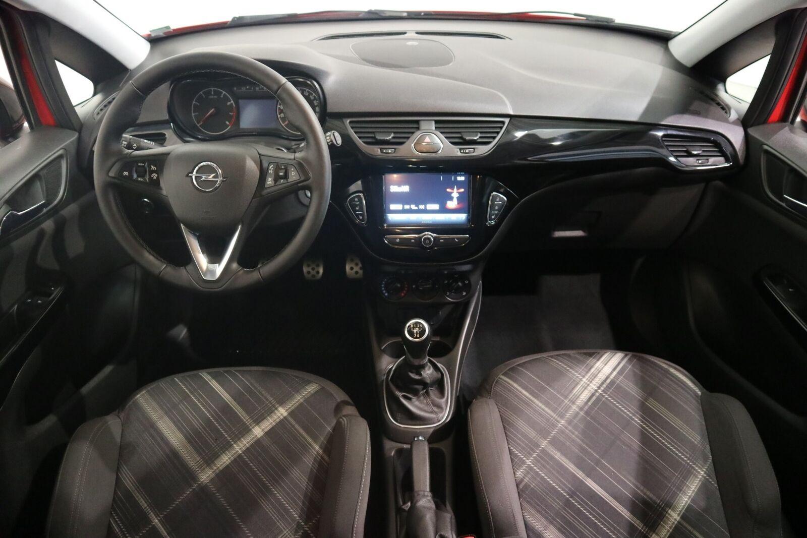 Opel Corsa 1,4 16V Sport - billede 8