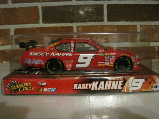 2008 NASCAR WINNER'S CIRCLE #9 KASEY KAHNE 1:24 SCALE DIE CAST DODGE CHARGER-NEW