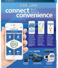 NEW ASCL5 Audiovox Car Link Add On GPS Tracking Remote Start ASCL4 FLASHLOGIC