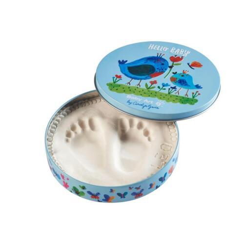 BabyArt Magic Box für Hand-//Fußabdruck by Carolyn Birds