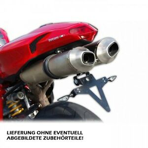 Support-de-plaque-d-039-immatriculation-Reglable-Ducati-848-1098-1198-evo-s-R-Adjustable-Tail-Tidy