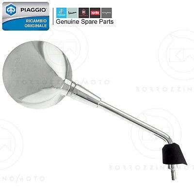 Cm261902 Specchietto Destro Originale Piaggio Per Vespa Primavera 50 4t 4v 2013 Grandi Varietà