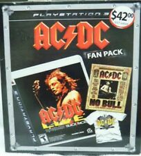 AC/DC Live: Rock Band Track Pack Fan Pack for PS 3