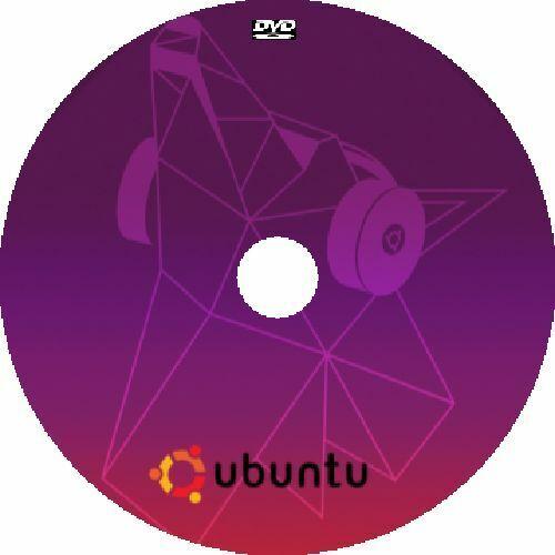Latest New UBUNTU Linux 19.10 - 64 Bit DVD Bootable OS Operating System