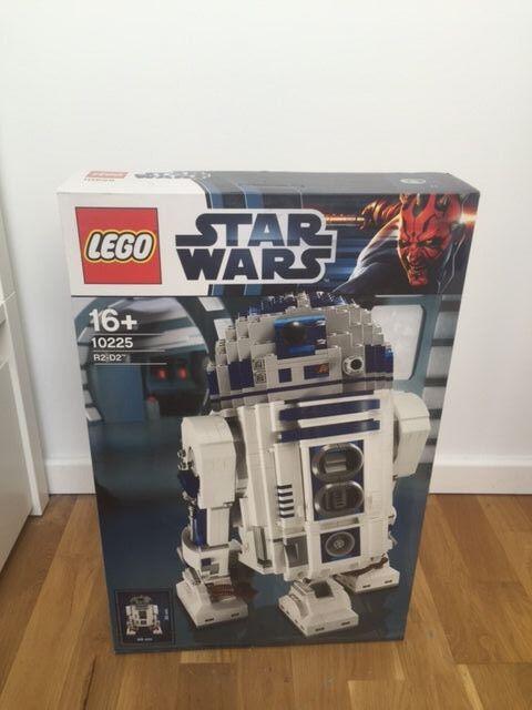 LEGO® 10225 R2-D2 Neuf jamais ouGrün sous scellé