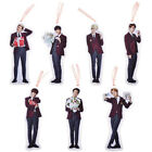 1 Pcs Kpop Bangtan Boys BTS J-HOPE JIN V JUNG KOOK Bookmark Memo Label Fans Gift