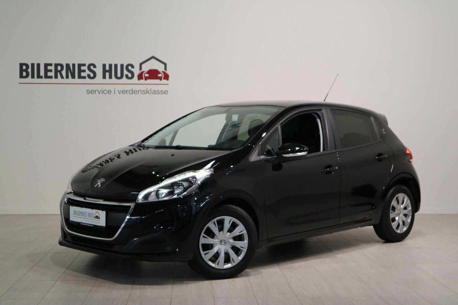 Peugeot 208 Billede 1