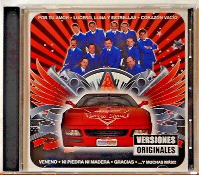 Cd Internacional Carro Show Latin Hits Por Tu Amor Lucero Brand New No Shrink A Ebay
