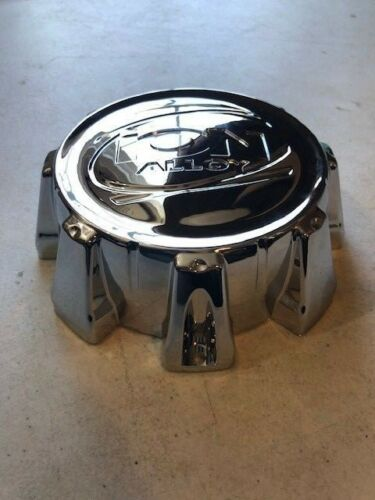 ION Alloy Wheels C101714 C101714DC Chrome Wheel Center Cap 8 Lug