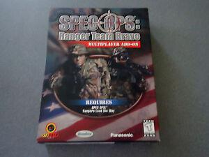 Spec-Ops-Ranger-Team-Bravo-WIN-95-98-NIB-NEW-Big-Box