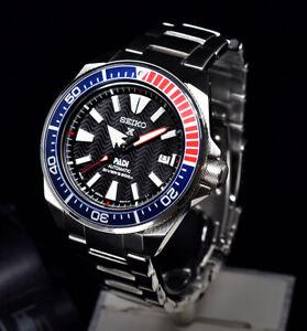 Seiko JAPAN Made SE PADI Samurai Divers 200M Diver's Men's Watch SRPB99J1