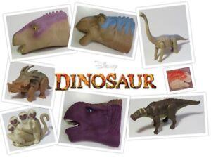 LOOSE-McDonald-039-s-2000-DINOSAUR-Hand-Puppet-BRUTON-Lemurs-Baylene-YOUR-Toy-CHOICE