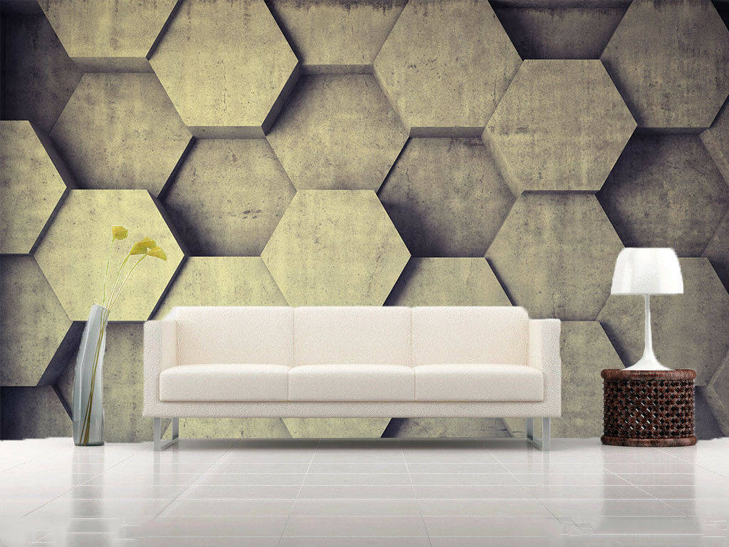 3D Space Geometry 5579 Wall Paper Wall Print Decal Deco Indoor Wall Mural CA
