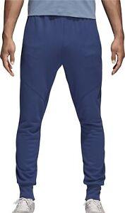 Adidas Premier Entraînement Homme Pantalon De Survêtement-bleu-afficher Le Titre D'origine