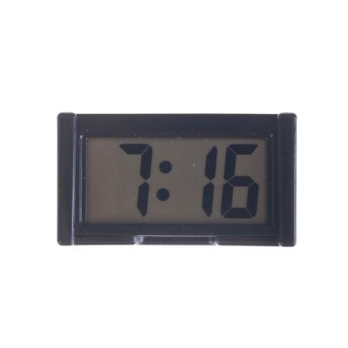 Stick OnCYN Auto Digital Car Dash LCD Clock Time Date Display Self