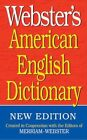 Webster's American English Dictionary 9781596951143 Paperback