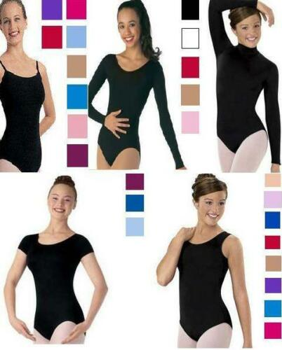 NEW Dance Yoga Fitness Exercise Leotard Bodysuit Plus Size Adult XXL XXXL 2X 3X