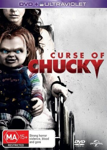 1 of 1 - CURSE OF CHUCKY : NEW DVD