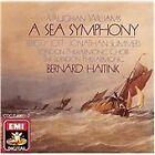 Ralph Vaughan Williams - Vaughan Williams: A Sea Symphony (1990)