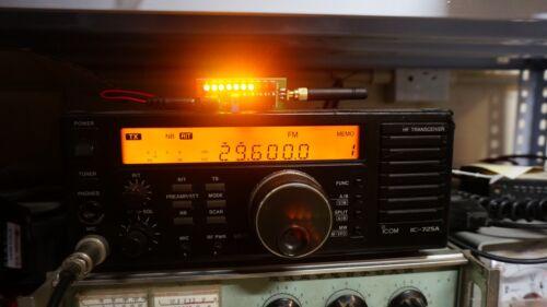 500 MHz Medidor de intensidad de campo//LED Medidor de intensidad de campo//500 MHz de intensidad de campo