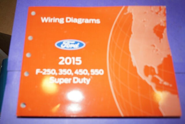 [DIAGRAM_3ER]  2015 Ford F250 350 450 550 Super Duty EVTM Wiring Diagrams Service Repair  Book | eBay | 2015 Ford Super Duty Wiring Diagram |  | eBay
