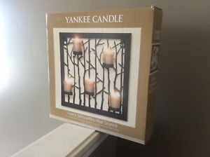 Yankee Candle Forest Silhouettes Wall