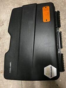Krauser K1 25ltr lid left side case