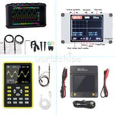 Digital Oscilloscope Handheld Wave Usb Multimeter Tester Dso112a Dso188 5012h