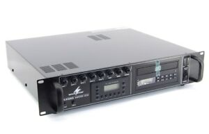 Monacor-PA-8120RCD-Ela-Mono-Misch-Verstarker-Amplificateur-120W-RMS-19-034-USB-CD