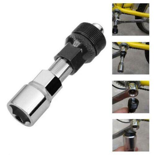 4Pcs MTB Mountain Bike Bicycle Repair Tools Crank Chain Extractor Removal UK