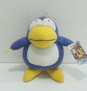 Saturn-Bomberman-Fight-Penguin-Peggi-Sashaki-SEGA-Hudson-1998-Plush-TAG-Japan