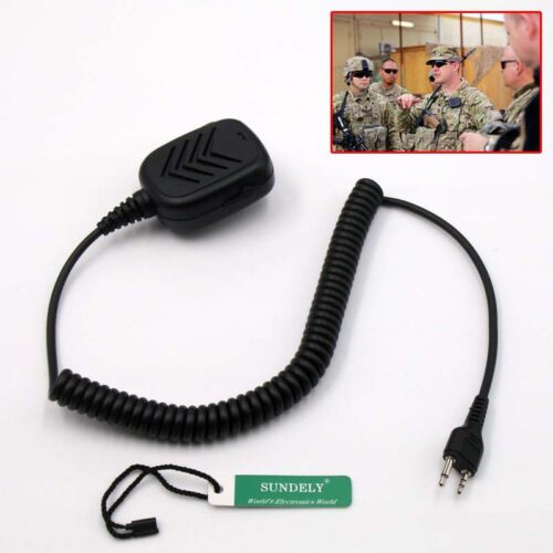 HIGH QUALITY ROTATABLE HAND HELD SPEAKER MIC MIDLAND GXT1000 GXT1050