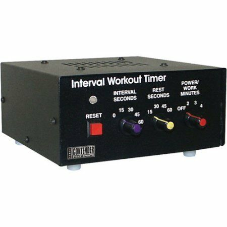 Contender Fight Sports Interval Timer W