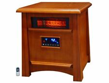 Heater 5,100-BTU Infrared Personal Electric Space Heater 783545 Mr