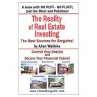 The Reality of Real Estate Investing Book | Allen Watkins PB 0759640939 Ing