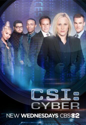 Csi Cyber Poster 24in x36in