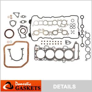 96 97 98 2.0 L FITS NISSAN 200SX SE-R FULL GASKET SET SR20DE