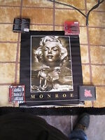Marilyn Monroe Poster Marilyn With Lion 1986 One Stop Poster Norma Jean